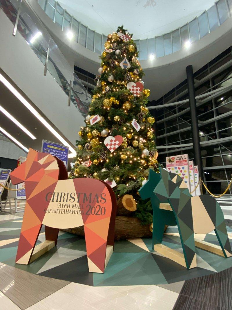 2020年度 クリスマス装飾①
